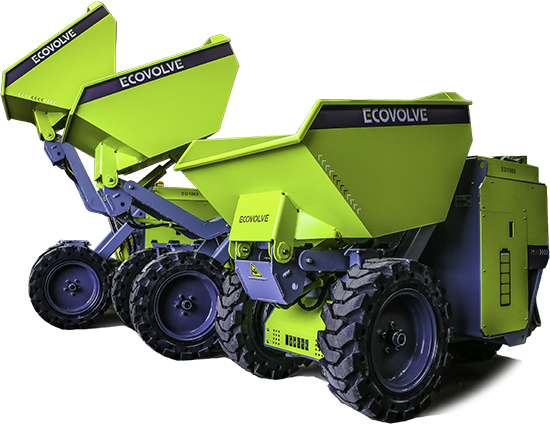 Ecovolve Electric Dumper