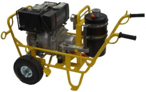 Hydraulic Power Unit D4, D4 E